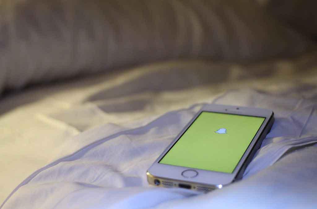 Snapchat, la red social sin límites