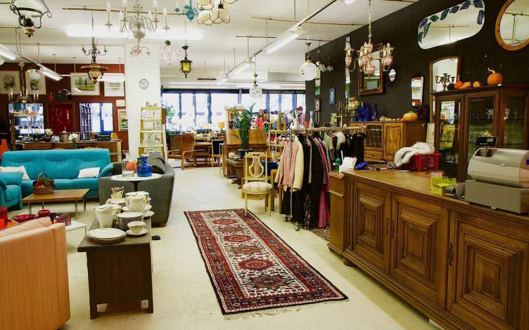 La cultura emergente de la compraventa de productos de segunda mano