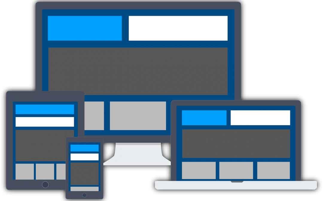 El diseño WEB Responsive cobra fuerza en Internet